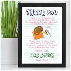 Personalised Teacher Thank You Gifts - Teaching Assistant Nursery Worker Gifts
