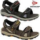 New Mens Summer Sandals Dunlop Sports Hiking Walking Trekking Beach Surf Shoes