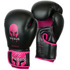 Pink Boxing Gloves 6oz 8oz 10oz 12oz 14oz 16z Synthetic Leather Sparring Women's
