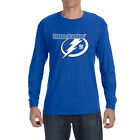 Tampa Bay Lightning Steven Stamkos Logo Long sleeve shirt $12.99 USD on eBay