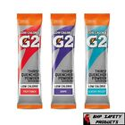 GATORADE POWDER G2 0.52 OZ LOW CALORIE STICKS, MAKES 20 OUNCES/STICK (8/PACK) on eBay