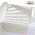 NEW Baby Ecological Cotton Changing Pads Newborn Pad For Infant Child Bed Waterp