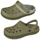 New Mens Clogs Summer Breathable Slip On Beach Mules Garden Work Hospital Shoes