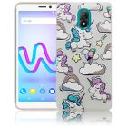 Wiko Lenny 5 Silicone Case Smartphone Cellphone Case Protective Shell Case Cover