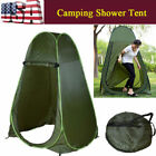 Zipper Pop Up Tent For Changing Room Toilet Shower Camping Dressing Bathroom