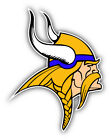 Minnesota Vikings NFL Football Head Bumper Sticker Decal  -9'', 12'' or 14'' on eBay