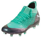 PUMA Men's Future 2.3 NetFit FG Shift Green/White 104832 01