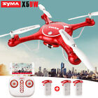 Syma X5UW 2.4G Hovering RC Drone with HD Camera APP Control FPV Active Track