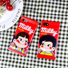 Japan Peko Milky Classic Candy Cute Girl Case for iPhone 8/iPhone 8 Plus