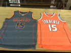 OKC Carmelo Anthony #15 NCAA Syracuse College Men Basketball Jersey Stiched