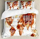 Ombre Duvet Cover Set Twin Queen King Sizes with Pillow Shams Bedding Decor