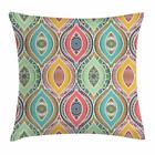 26 by 26 pillow case - Bohemian Throw Pillow Cases Cushion Covers by Ambesonne Home Decor 8 Sizes