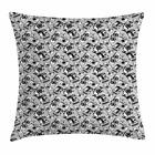 Hipster Throw Pillow Cases Cushion Covers by Ambesonne Home Decor 8 Sizes