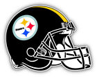 Pittsburgh Steelers NFL Football Helmet  Car Bumper Sticker  3'', 5'' or 6'' on eBay