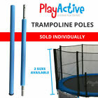 TRAMPOLINE PARTS REPLACEMENT STEEL POLES FOR SAFETY NET 180CM 210CM