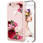For Apple iPhone 6 6s Plus Luxury Retro Floral Pattern Women Girl Hard Back Case