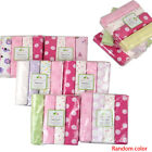 Baby Receiving Newborn Bedsheet Cotton Blanket Infant Swaddle Wrap Sack Bag