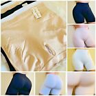 BODY TONING TUMMY CONTROL Shorts Yoga SMOOTH BIKER SHORT Skinny Legging ONE SIZE