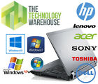 DELL, HP, LENOVO, SONY LAPTOP - CREATE YOUR OWN SPEC - WINDOWS XP, VISTA, 7, 10 <br/> 2/4GB RAM, 12&quot;/14&quot;/15&quot; DISPLAY, WIFI, FAST DELIVERY