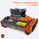 Forestry Flail Head Mower - 12-21 Tonne THFM/F Powerful Series