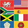 More images of Flag Spirit of Air 5ft x 3ft National Symbol Colourfast UK Cross Dragon Rose Fly