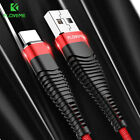 FLOVEME USB Type C 3.1 Charger Fast Charging Cable Data Sync For Samsung S9 LOT