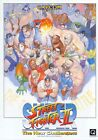 155044 Super Street Fighter Classic Wall Print Poster UK