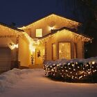 100 LED Twinkle/Fairy Lights — Connectable - UL Listed Decoration Party Lights