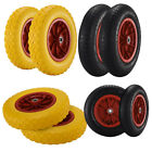 13 inch Tube Tyre Wheel Spare Replacement Sack Truck Wheelbarrow Cart Heavy Duty