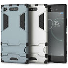 Heavy Duty Armour Case for the Sony Xperia XZ1 Shockproof Full Body Phone Cover