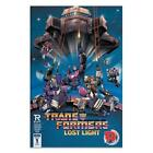 Transformers: Lost Light Issue 1 RIPT Apparel Exclusive Cover - Comic Book MINT image