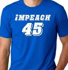 Impeach-45--Anti-Donald-Trump-Protest-Political-Shirt-President-Resist-Tee image