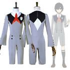 Darling in the Franxx HIRO CODE:016 Cosplay Costume Jumpsuit Uniform Outfit New