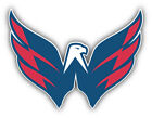 Washington Capitals NHL Hockey Logo Car Bumper Sticker  9'', 12'' or 14'' on eBay