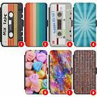 Retro Wallet Flexible Phone Case for iPhone | Hipster Punk Fashion 80'S