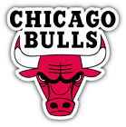 Chicago Bulls NBA Basketball Logo Car Bumper Sticker Decal - 9'', 12'' or 14'' on eBay