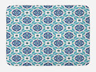 Spanish Bath Mat Bathroom Decor Plush Non-Slip Mat 29.5* X 17.5*