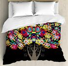 Creative Colorful Duvet Cover Set Twin Queen King Sizes with Pillow Shams