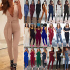 Summer Women Clubwear Playsuit Bodycon Party Jumpsuit Romper