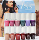 OPI Soak-Off GelColor PERU Collection FALL Winter 2018 PICK