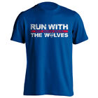University of West Georgia Wolves UWG Run With The Wolves T-Shirt