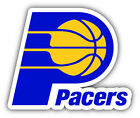 Indiana Pacers NBA Basketball  Car Bumper Sticker Decal   -9'', 12'' or 14'' on eBay