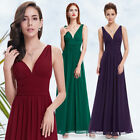 Ever-Pretty Long Chiffon Bridesmaid Dress Evening Prom Homec