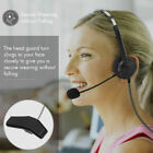 Cancelling Call Center Noise Headset Comfortable Wearing Sound Telephone Headset