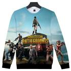 New Jedi Survival PUBG Fashion 3D Print Sweatshirt Style Menswear/Women Top Game