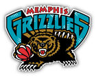 Memphis Grizzlies NBA Basketball  Car Bumper Sticker Decal - 3'', 5'' or 6'' on eBay