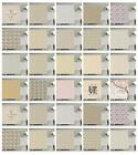 Shower Curtain Beige Polyester Fabric 4 Sizes Available Bathroom Decor