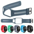 TomTom Spark & Runner 2 3 Cardio Replacement Watch Strap Silicone - Metal Buckle