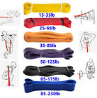 Resistance Bands Loop Exercise Sport Fitness Tube Home Yoga Gym Heavy Duty Latex