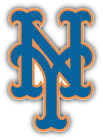 New York Mets MLB Baseball Logo Car Bumper Sticker Decal - 9'', 12'' or 14'' on Ebay